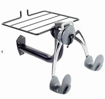 Zero12 Cycle Wall-Mount Rack For Limited Bike Storage and Kit For Cycle Bicycle
