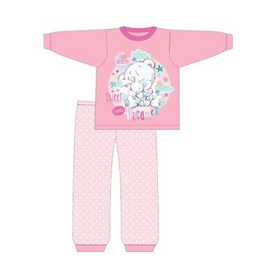 Girls Pyjamas Tatty Teddy Toddler Pjs 6 to 24 Months