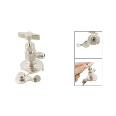 Threaded Can Tap Valve Bottle Opener for R134a/R12 Refrigerant N8R7