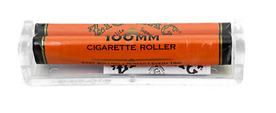 Zig-Zag 100MM Orange Cigarette - 1 ROLLER - Machine Zig Zag Roll Papers Rolling