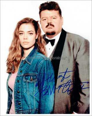 Robbie Coltrane *James Bond, The World Is Not Enough (A)* Hand Signed 10X8 Photo