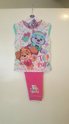 Girls Paw Patrol Pyjamas - Top Pups! 18-24 Months