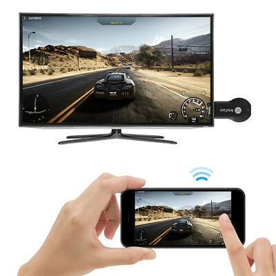M4 Plus AnyCast WiFi Receiver Miracast TV Dongle HDMI DLNA Airplay 1080P AH367