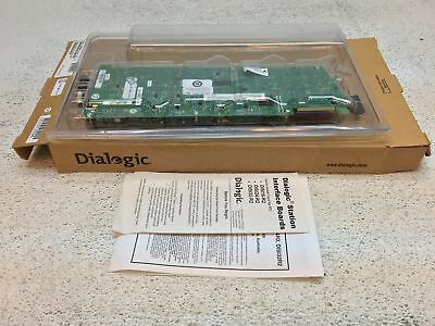 Genuine Dialogic DISI32W, DI/SI32-R2-W PCI PCIu 32 Voice Channels - BRAND NEW