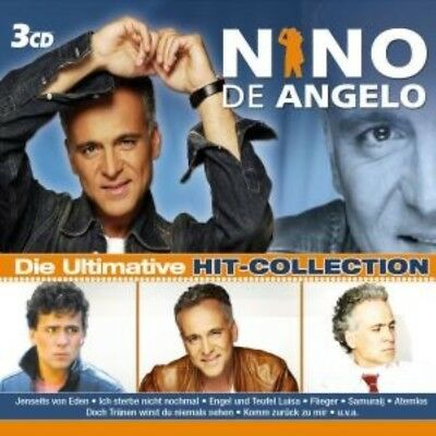 Nino De Angelo - Die Ultimative Hit-Collection 3Cd
