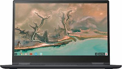 "Open-Box Certified: Lenovo - Yoga C630 2-in-1 15.6"" Touch-Screen Chromebook -..."