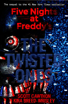 Five nights at Freddy's: The twisted ones by Scott Cawthon (Paperback /