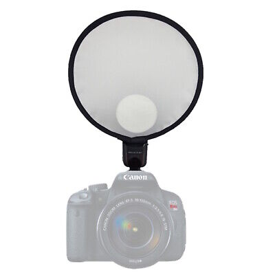 12 inch Universal Mini Softbox Diffuser for Flash Speedlite Portable Speedlights