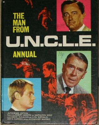 The Man from Uncle Annual, Anon, Very Good Book