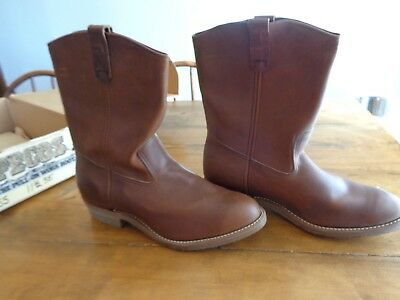 N.O.S. RED WING pecos Men's boot 1155