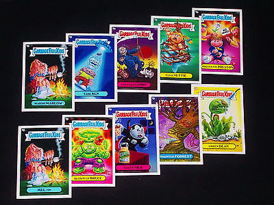 GARBAGE PAIL KIDS - 2013 Brand New Series 2 - Complete Base Set - 146 Cards BNS2