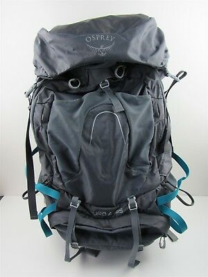 Osprey Aura AG 65 Women s (2018) Internal Frame Backpack-Medium Vestal Grey 66c2bf95a15a3