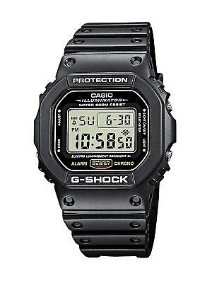 CASIO G-SHOCK BASIC FIRST TYPE DW-5600E-1V Mens Wrist Watch Black x Gray JAPAN