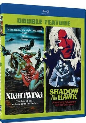 Nightwing / Shadow of the Hawk (Double Feature) [New Blu-ray] Widescreen
