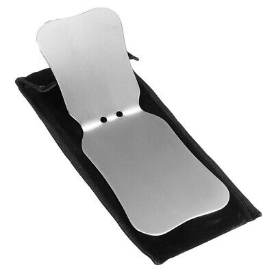 Dental Orthodontic Photograph Mirror Photographic Stainless Steel Reflector Safe