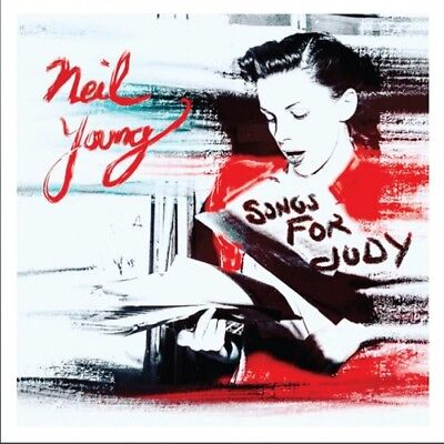 Neil Young - Songs For Judy - New Cd Album