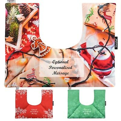 Wheat Bag Personalised Neck & Shoulder Microwave Heat Pack Design by WheatyBags®