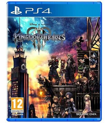 Kingdom Hearts Iii Ps4 Gioco Play Station 4 Eu Italiano Gioco Kingdom Hearts 3