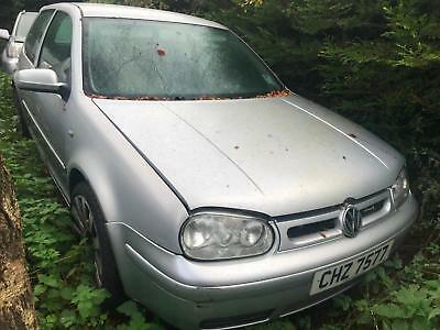 Breaking for spares Volkswagen Golf 1.9TDI PD ( 130bhp )  GT