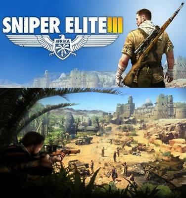Sniper Elite 3 - PC WINDOWS - Steam