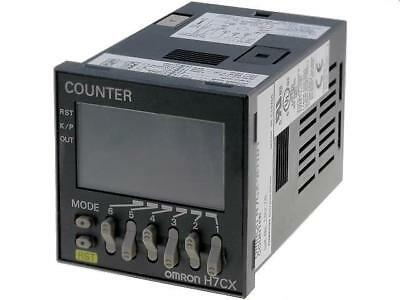 H7CX-A4 Counter electronical Display LCD Type of count.signal pulses H7CX-A4-N