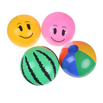 Kids Fun Inflatable 28cm Ball Balloons Swimming Pool Beach Sport Ball Game CN