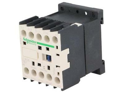 LC1K0601B7 Contactor3-pole Auxiliary contacts NC 24VAC 6A NO x3 W45mm SCHNEIDERS