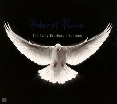 Isley Brothers  The & Santana - Power of Peace