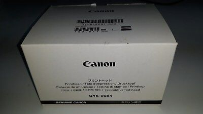 Genuine New, Unopened Canon QY6-0081-000 inkjet printhead for PRO-1
