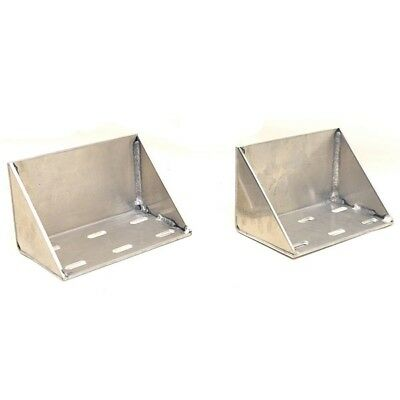 Doral Boat Motor Mount | Stainless Steel 10 x 6 x 6 (Pair)