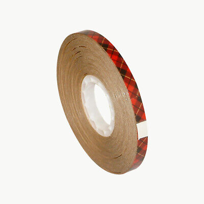 3M Scotch 969 ATG Tape: 1/4 in. x 18 yds. (Clear Adhesive on Tan Liner)