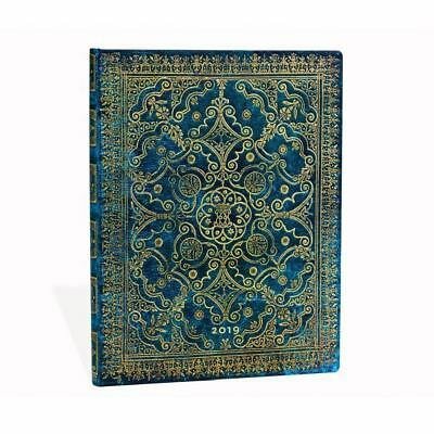 Diary 2019 Paperblanks Azure Ultra Week To View 180x230mm FREE P&H