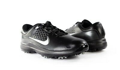 7ceaf8de7499 Nike Air Zoom TW71 Golf Shoes Tiger Woods Black Silver AA1990 002 Men s New  Mult