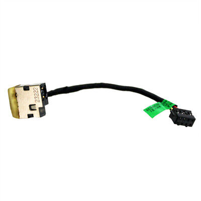 GinTai DC in Power Jack Harness Cable Socket Plug Connector Port Replacement for Dell Latitude 3570 PRHP8 450.05707.0011