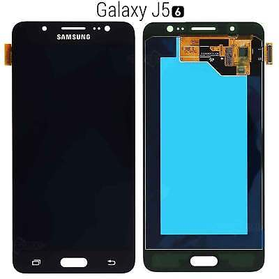 P1 Display Lcd+Touch Screen Samsung Galaxy J5 2016 Sm-J510F Nero Vetro J510Fn