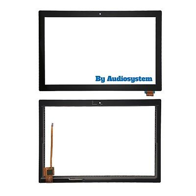 Vetro+Touch Screen Lenovo Tab 4 10 Tb-X304F X304L Nero Digitizer Display X304N