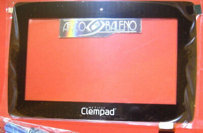 Touch Screen Vetro Clementoni My First Clempad 6.0 Plus 12240 69601 Display Nero