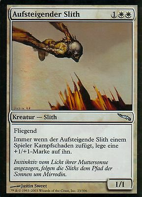 Aufsteigender Slith FOIL / Slith Ascendant | NM | Mirrodin | GER | Magic MTG