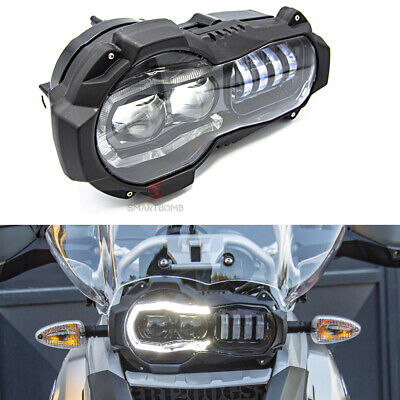 Headlight Faro Sostitutivo Led Bmw Gs 1200 Lc & Adv 2004-2013 Plug&Play Canbus
