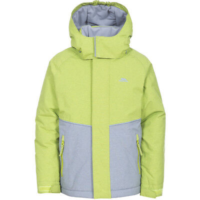 65a96d6a5b Trespass Boys Morrison Waterproof Breathable Windproof Ski Jacket Coat