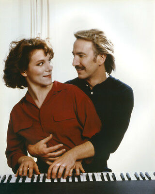 Truly Madly Deeply Juliet Stevenson Alan Rickman playing keyboard 8X10 Photo