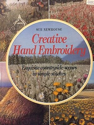 Creative Hand Embroidery Paperback – 1 Jul 1993