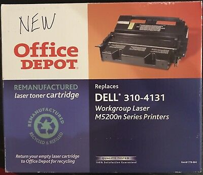 Office Depot Brand Replacement for Dell 310-4131 High-Yield Black Toner
