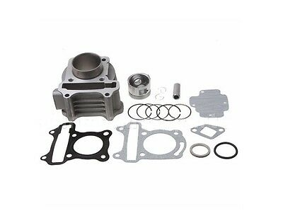 Big Bore 80cc GY6 Cylinder Piston Kit 139qmb Scooter QLINK CF Moto E-Ton Keeway