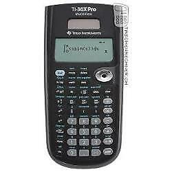 Texas Instruments Ti-30Xpromv Multiview Schulrechner  Ti30Xpro