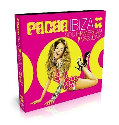 Music Brokers - Pacha Ibiza: Southamerican Sessions