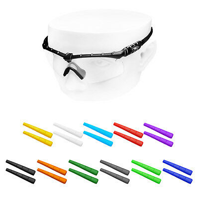Oowlit Silicone Kit Replacement Ear Socks & Nose Piece for-Oakley Si M Frame 2.0