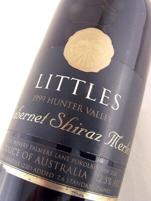 1999 LITTLES Cabernet Shiraz Merlot Cabernet Blend ISLE OF WINE