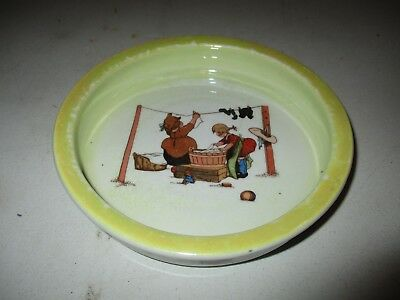 "7 1/2"" Bavaria Childs Feeding Dish"