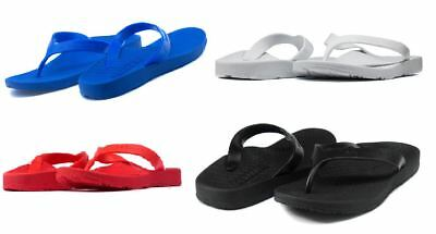 ARCHLINE Balance Orthotic Thongs Arch Support Sandals Flip Flops Size 5-13